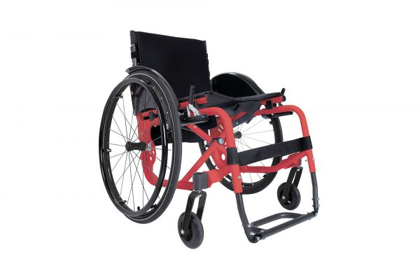 Silla de ruedas superligera