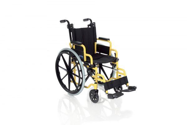Silla de ruedas infantil