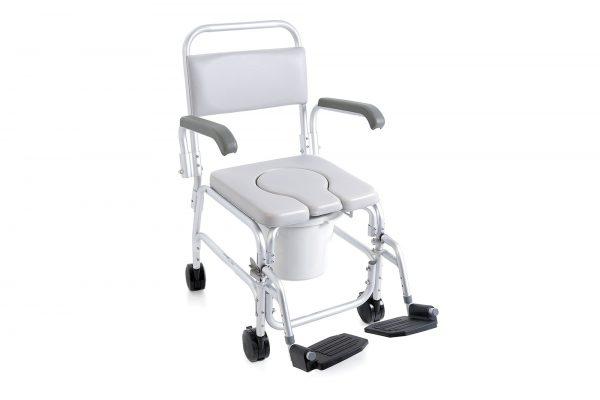 Sillas de ruedas para WC y ducha